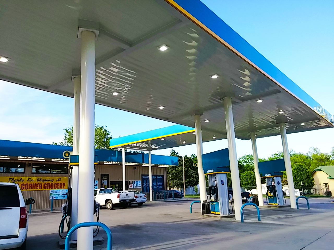 valero gas station angel builds dallas remodeling. Black Bedroom Furniture Sets. Home Design Ideas